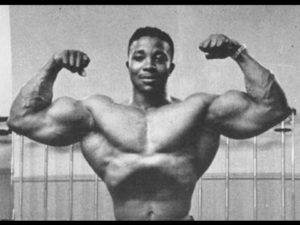 Leroy Colbert who was famous for using only full body splits in all his bodybuilding career .
