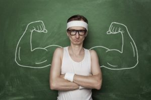 How skinny guys can gain muscle during quarantine
